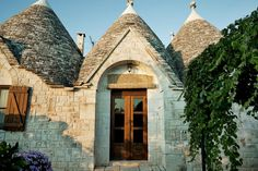 House in Ostuni, Italy. I SETTE CONI-TRULLO LAVANDA is an ancient and characteristic trullo with 2 bedrooms,a big living room and a fully equipped kitchen.There's a patio with beautiful view on the valley,surrounded by olive trees and stone walls.A place of peace and rel...