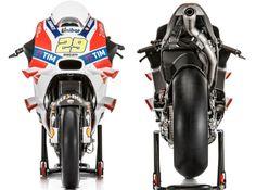MotoGP News. Andrea Iannone and Andrea Dovizioso unveil 2016 Ducati MotoGP colours.. Read more at Crash.net!