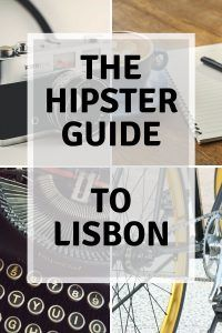 The Hipster Guide to Lisbon: From coffee shops to flea markets, this blog post showcases some of the coolest things Lisbon has to offer.
