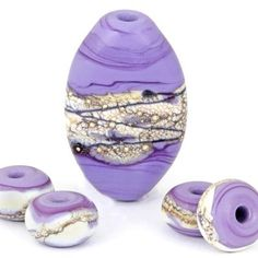 Cindy Craig lampwork beads at Goody Beads