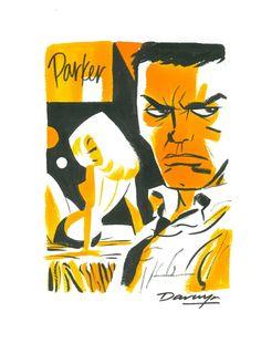 Darwyn Cooke's Parker.