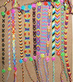 friendship bracelets - Friendship bracelets