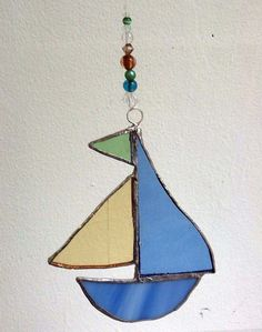 Little boat Sun Catcher £6.00