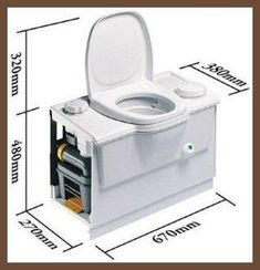 Camping Toilet - Different Models of Luxury Portable Toilets - Choose the Best For You >>> Check this useful article by going to the link at the image. #CampingChairsTable