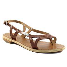34684e032c64b 874A LES TROPEZIENNES ISATIS MARRON www.ouistiti.shoes le spécialiste  internet  chaussures