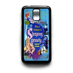 Disney Sleeping Beauty Inspire Samsung Galaxy S3 S4 S5 Note 2 3 4 HTC One M7 M8 Case