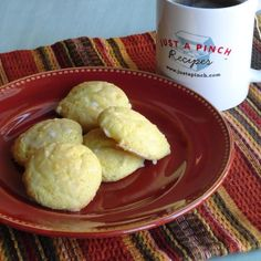 Jayde's Citrus Ricotta Cookies w/citrus glaze - I wanted to make cream cheese cookies but no cream cheese! But I have ricotta fruit and a cake mix! These came out so good, lite, cake like citrus sunshine in a cookie! I love semi-homemade. Named after my son, he just loves these cookies!!