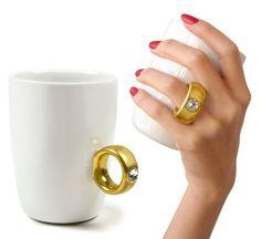 Caneca Anel - Mug Ring