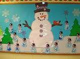 Head over heels for winter classroom