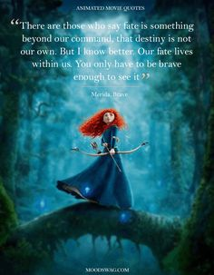 Top 15 Amazing Animated Movie Quotes Animation movies have an amazing storyline, awesome graphics, and very likable characters. In this article, we have put together Amazing animated movie quotes that will motivate you for your next venture. Cute Disney Quotes, Disney Princess Quotes, Disney Love, Disney Disney, Film Quotes, Book Quotes, Quotes Quotes, Famous Movie Quotes, Movie Dialogues