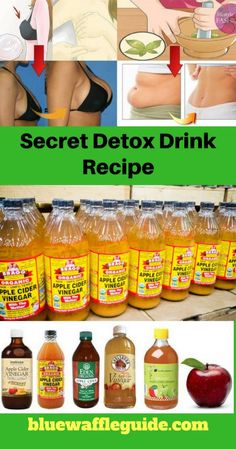 Weight Loss Remedies secret detox drink recipe for weight loss - INGREDIENTS: 1 glass of warm or hot water ounces) 2 tablespoons apple cider vinegar 2 tablespoons lemon juice Weight Loss Meals, Weight Loss Drinks, Losing Weight, Detox Cleanse For Weight Loss, Full Body Detox, Healthy Detox, Healthy Drinks, Diet Drinks, Easy Detox