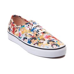 Heading to Guildford Mall tomorrow after work to see if they came in yet. Disney x Vans Authentic Princesses Skate Shoe Disney Vans, Disney Shoes, Disney Outfits, Skate Shoes, Vans Shoes, New Shoes, Disney Inspired Fashion, Plimsolls, Dream Shoes