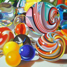 "Olaf - Allies:  Acrylic on Canvas 30""h x 30""w"
