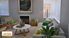 Reno For Profit - Seaford | The Living Room
