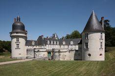 Château du Gué-Péan ~ Monthou-sur-Cher ~ France