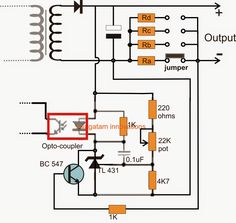 Here we learn a simple method to modify an existing SMPS board and add an Adjustable Current feature to the circuit
