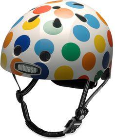 Great style, great fit—Women's Nutcase Bike Helmet.