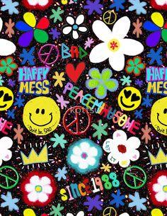 PMO colorful collage Sticker by Kottsu - White Background - Bigbang Wallpapers, Cute Wallpapers, Dragon Wallpaper Iphone, Iphone Wallpaper, Daesung, Framed Prints, Canvas Prints, Art Prints, Bigbang G Dragon