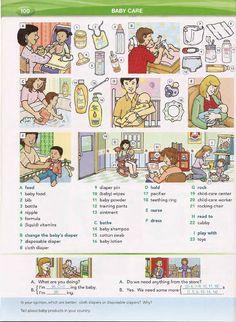 Oxford english picture dictionary diccionario en ingles ...