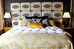 15 gorgeous upholstered headboards
