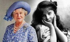 It has been claimed in a new book that a cook gave birth to the future Queen Elizabeth because her own mother was unable to have any more