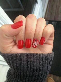No te pierdas estos fabulosos diseños de uñas con el color rojo como protagonista