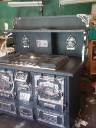 Antique Cook, Potbelly, Parlor & Coal Stoves | Antique Stoves