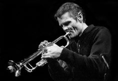 Chet Baker at the Great American Music Hall, Sept 9, 1982. Copyright: Brian McMillen