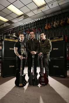 Christ, Syn, and Zacky