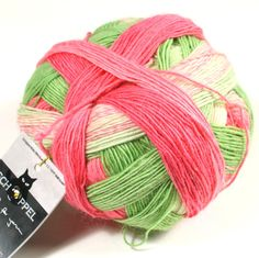Schoppel Wolle Zauberball is a wonderfully soft, yet durable sock yarn, excellent for scarves, shawls, and sweaters as well as socks! Schoppel Wolle Zauberball is a wonderfully colored yarn with long color repeats that fade into each other.  Every sock is artwork, every sock is unique!.