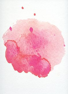 FREE Watercolor textures by Dana Goldberg, via Behance