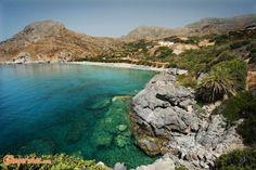 Creta: le spiagge da Orthi Ammo a Preveli | Camperistas.com