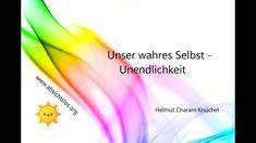 LIVE Satsang mit Helmut & Vanessa in Esslingen 04.07.2020: Unser wahres ... Youtube, Bookstores, Self Discovery, Infinity, New Books, Life, Youtubers, Youtube Movies