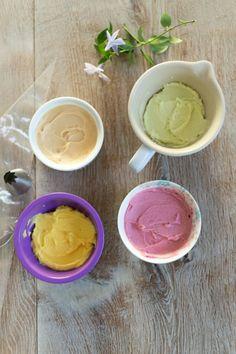 Cómo hacer crema de queso, cheesecream, y versiones de diferentes sabores