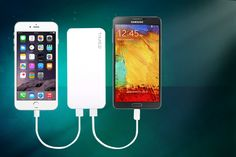 16000 mAh Dual Device High Capacity Powerbank