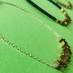www.silkandpearlsonline.com Pearl Jewelry, Arrow Necklace, Style Inspiration, Pearls, Fashion, Moda, Fashion Styles, Beaded Jewelry, Beading