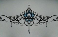 Image result for tattoo under breast