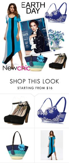 """""""Newchic // Women fashion 10 //"""" by ozil1982 ❤ liked on Polyvore featuring GE"""