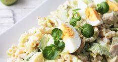 Herkuttelijan kanasalaatti Salat Al Fajr, Halloumi, Gordon Ramsay, Andalusia, Potato Salad, Avocado, Rice, Ethnic Recipes, Food Ideas