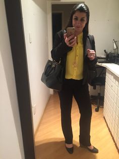 Black and Yellow corporate look
