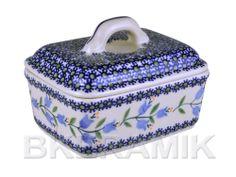 Bunzlauer Keramik Butterdose