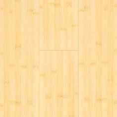 Dream Home - St. James - 12mm+pad Horizontal Natural Bamboo Laminate