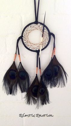 °Outer Space dark black Native American Dream by EclecticEmotion