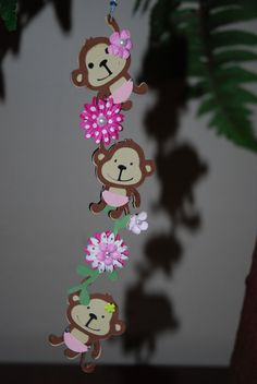 Cricut Baby Shower Decor. Create a Critter Cartridge.   *