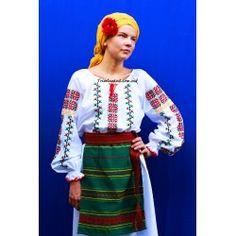 Женский Молдавский Национальный Костюм 13