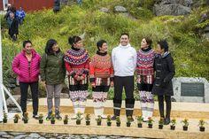 MYROYALS &HOLLYWOOD FASHİON - Crown Prince Frederik,Crown Princess Mary and their children visited Qaqortoq,Greenland.