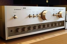 Pioneer A-27 integrated amp