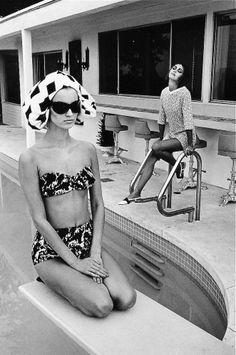 Harper's Bazaar 1962 - Jeanloup Sieff