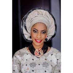 The Most Glamorous Yoruba Brides Lookbook:Be Ready to be Mesmerized! – Wedding Digest Naija