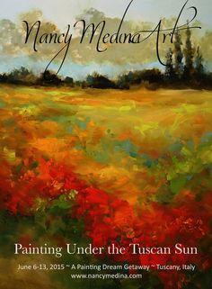 Nancy Medina - Page - June 6-13, 2015 - Tuscany, Italy